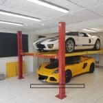 MECHING - Page Automotive - Four Post Car Lift